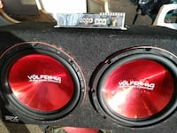 2 10s and 600w amp
