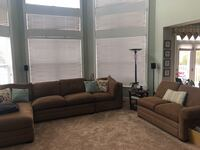 Sectional sofa *shown separated* Ashburn, 20148