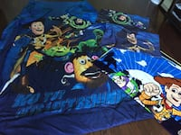 Toy story bedding  Barrie, L4N 0Y9