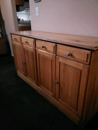 brown wooden cabinet with drawer San Jacinto, 92583