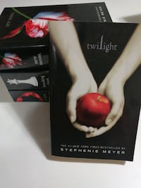 Twilight Series (all for 20$)