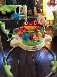 Fisher Price Rainforest Jumperoo Rockville