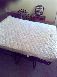 white quilted mattress Coloma, 49038