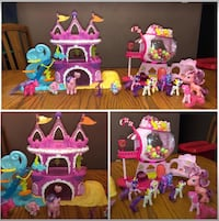 My little pony sets St Thomas, N5R 6B2