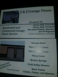 J&J GARAGE DOOR