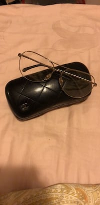 Chanel aviator eyeglasses. 80% new! Burnaby