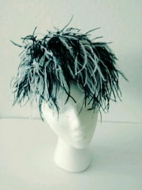 Women's ostrich feather hat from the 60s cute Chandler, 85286
