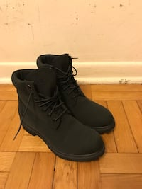 Black Timberland Boots (Dead-stock, Sample) Toronto, M6C