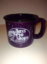 Bass Pro Shop Ceramic Mug London