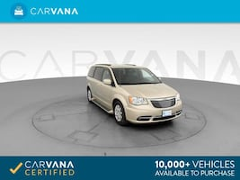 2015 Chrysler Town and Country mini-van Touring Minivan 4D Beige