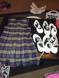 Uniform jumpers and keds Mobile, 36619