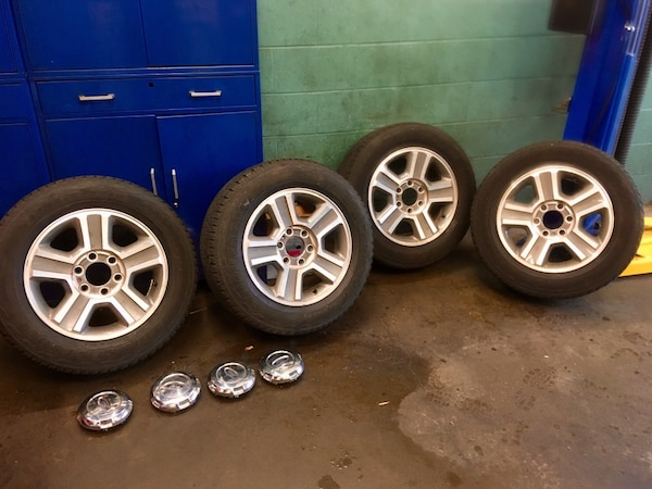 Used Tires Portland >> Used 17 Inch Wheels And Tires For Sale In Portland Letgo