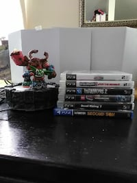 1 PS4 game, and 5 PS3 games Middletown, 21769