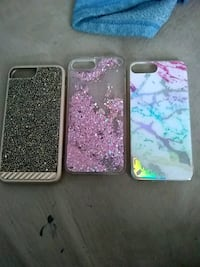 three assorted color iPhone cases Stockton, 95204