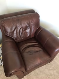 Leather chair Holly Ridge, 28445