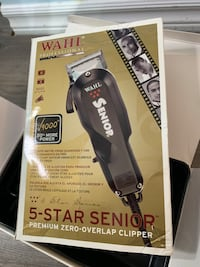 Wahl Senior Corded clippers 9/10 Richmond Hill, L4C 9V1