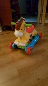 Fisher-Price ride on toy Terrebonne, J6Y 1M2