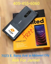 Coolpad Legacy FREE!! Midwest City, 73110