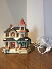 Christmas village house London, N6M 0E5