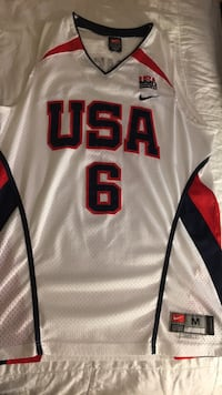 Authentic USA LeBron James Jersey Palm Desert, 92211