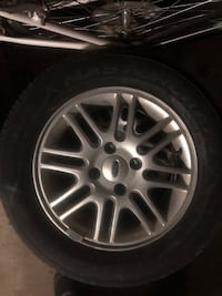 Brand New Mastercraft Tires and Rims!!!