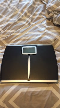 Human weight scale