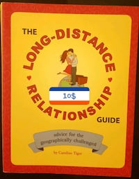 THE LONG-DISTANCE RELATIONSHIP GUIDE AT 10$ Ottawa, K1G 3R4