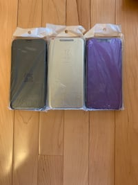iPhone S Max. Flip case $20 each. 3 for $50 Fairfax, 22030