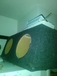 8 in mobile sound systems subwoofer box Lakewood, 80214
