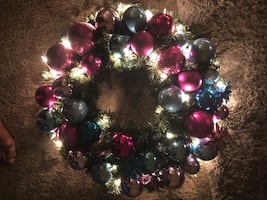 Christmas Wreaths and Garlands