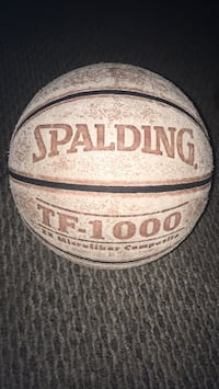 white and brown Spalding basketball Bridgeview, 60455