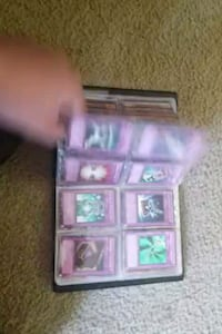 Yu-Gi-Oh trading card collection Annandale, 22003