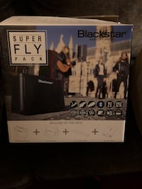 Blackstar Superfly combo pack