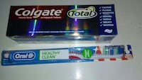 Toothpaste and toothbrush set Palmdale, 93550