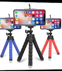 Phone Tripod Mount for iPhone/Samsung/Huaweis model Toronto, M1W 2Z9