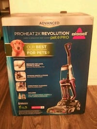 Pet Pro Bissell I already put it on Tucson