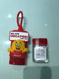 red and white plastic toy Punggol, 820187