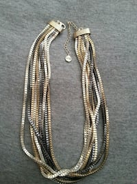 gold and silver snake chain necklace Springfield, 22153