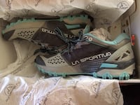 La Sportiva shoes (Teal) Henderson, 89012