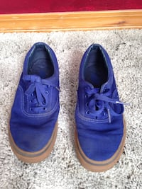 Vans Kids Shoes Size 3 in Excellent Condition Beaverton, 97007