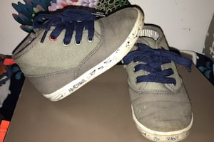 Shoes carters size 10 boys