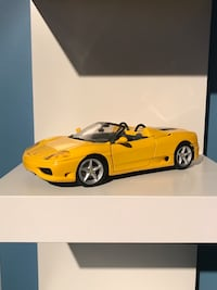 Ferrari 360 Spider | Hot Wheels 1:18 Diecast Dollard-des-Ormeaux, H9G 1V2