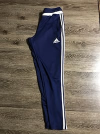 blue and white adidas pants Delran, 08075