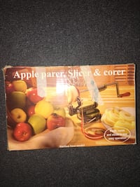Apple parer slicer  Winnipeg, R2L 0G9