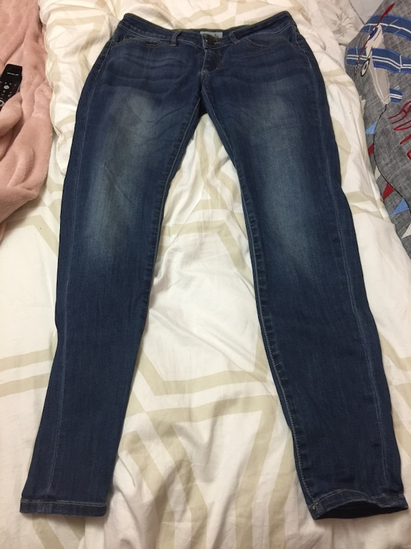 3 pairs bootlegger jeans size 28