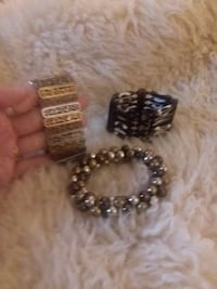 Set of 3 nice quality braclets Westminster, 21158
