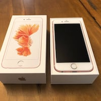 iPhone 6s 64GB Factory Unlocked! Mississauga
