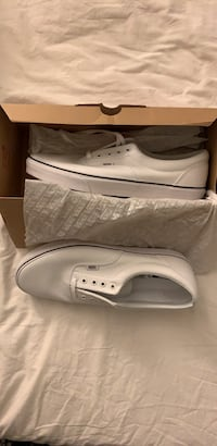 Vans Era Classics in True White - Men's Sz. 13 (New in Box!) Washington, 20009