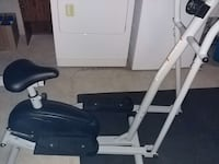 black and white elliptical trainer Ontario, L8E 2C2