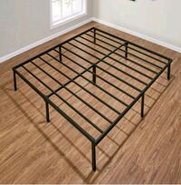 King size only bed frame